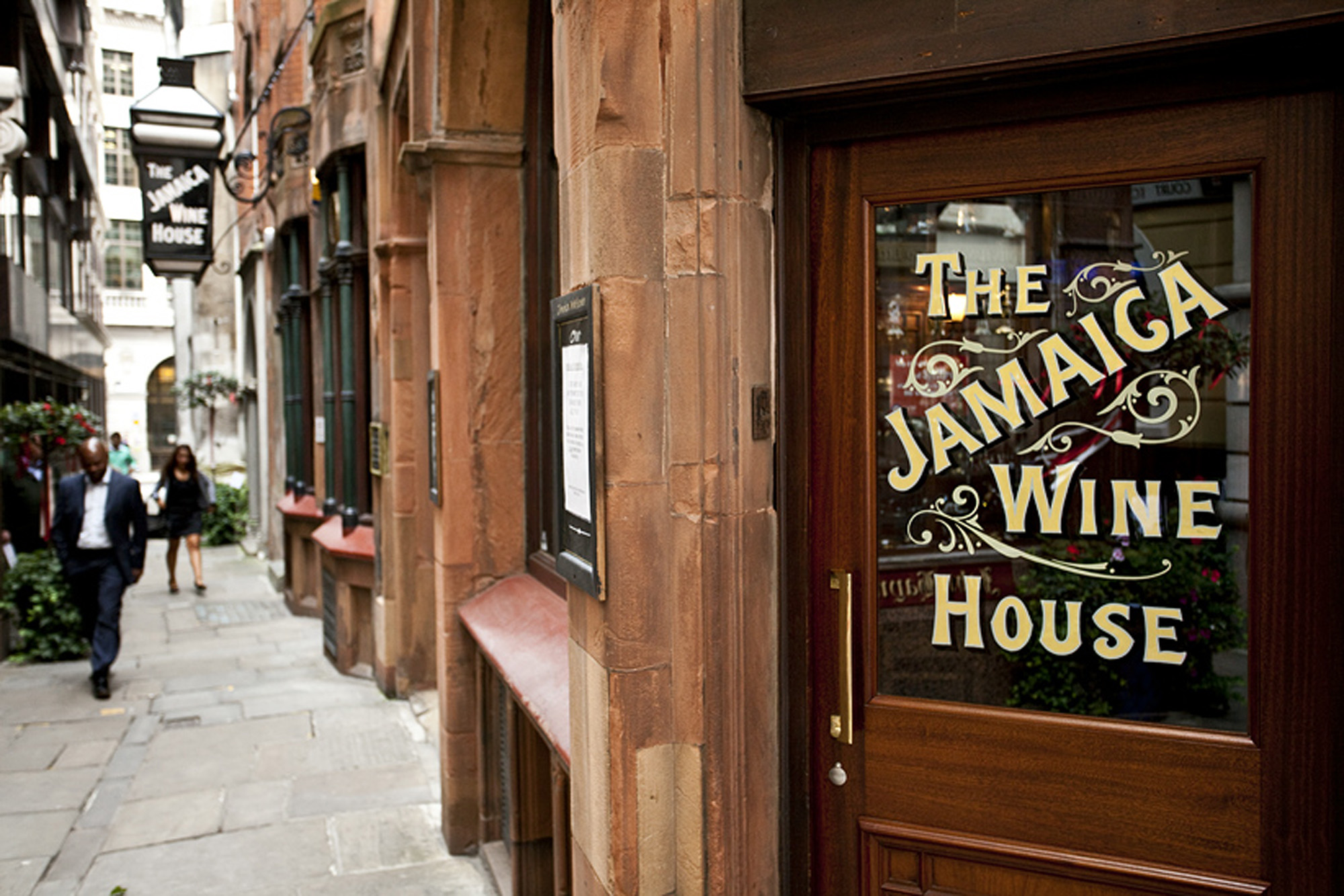 Jamaica Wine House - Cornhill, London
